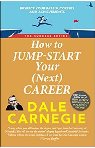How to jump-start you next caree